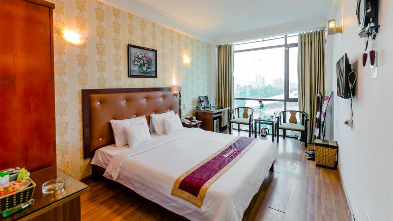 Khách sạn A25 Thanh Nhàn Hà Nội