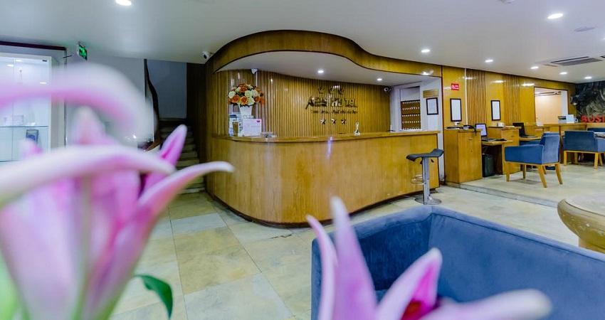 Khách sạn A25 Ngô Sĩ Liên Hà Nội