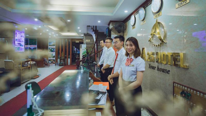 Khách sạn A25 Lương Ngọc Quyến Hà Nội