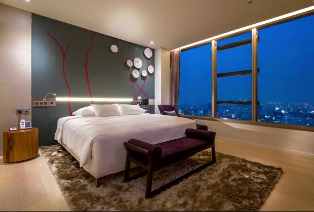Khách Sạn Pullman Sài Gòn Centre