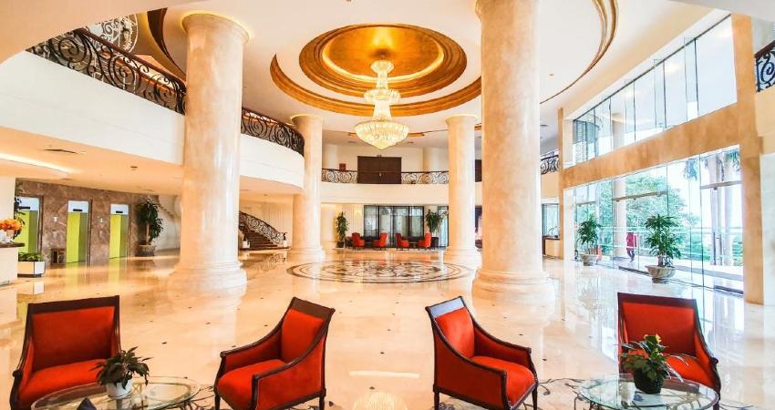 Sảnh chờ khách sạn
