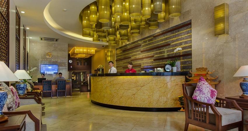 Khách sạn Oriental Suites Hotel & Spa Hà Nội