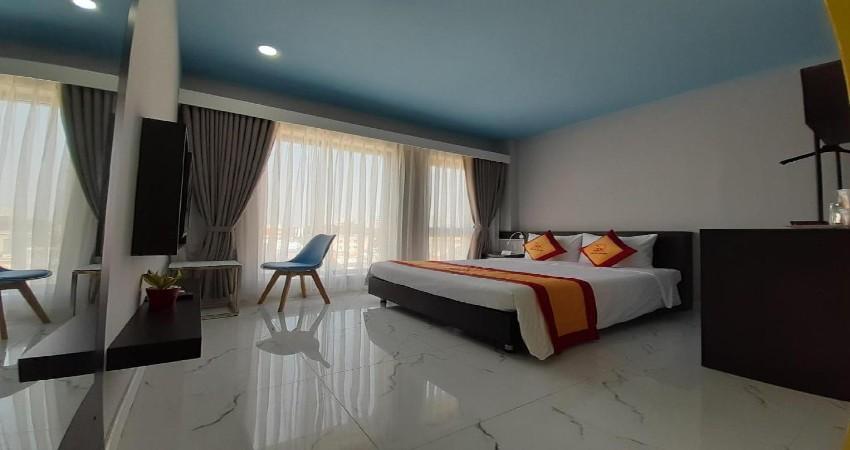 Khách sạn cách ly - The Six TP Hồ Chí Minh