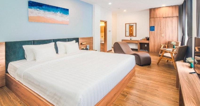 Khách sạn cách ly - Grand Lee TPHCM