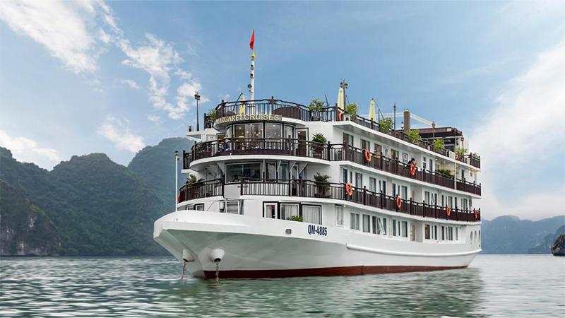 Du thuyền Margaret Cruises Hạ Long