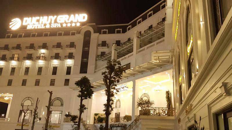Khách sạn Đức Huy Grand Lào Cai