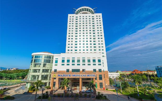 Khách sạn Majestic Móng Cái