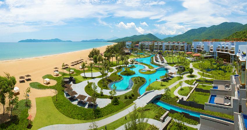 Resort Angsana Lăng Cô Huế