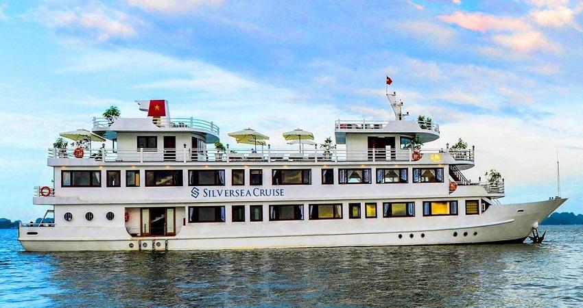 Du thuyền Silver Sea Hạ Long