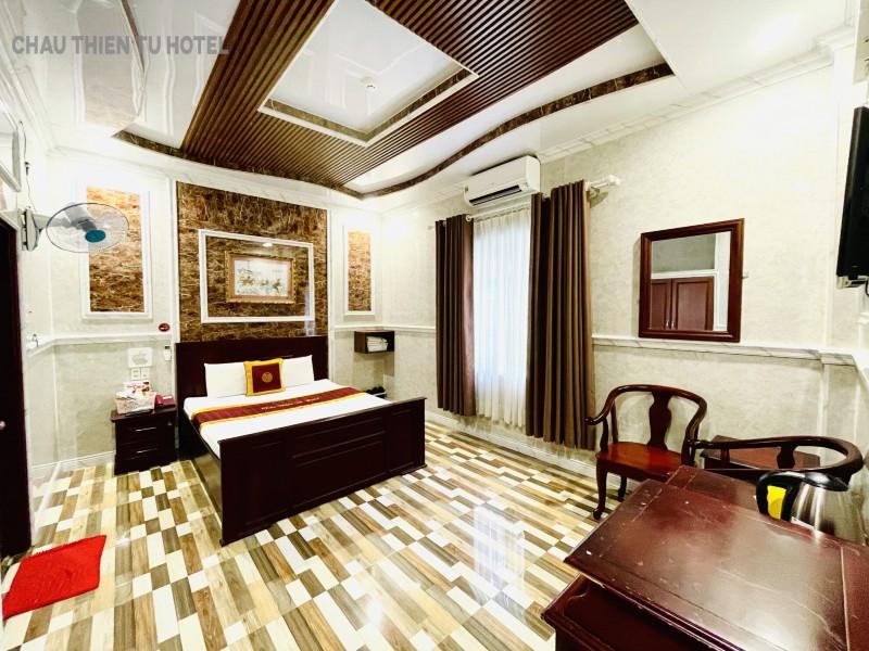 Khách sạn cách ly - Châu Thiên Tứ Nguyễn Thái Bình TPHCM