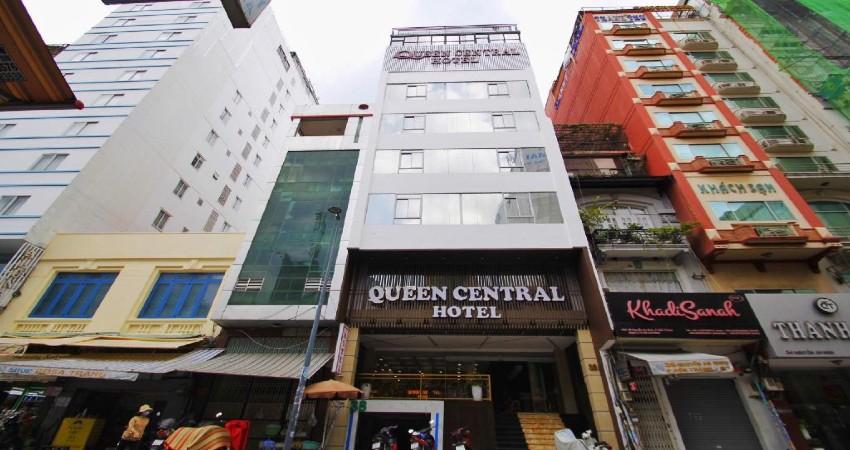 Khách sạn cách ly - Queen Central TPHCM