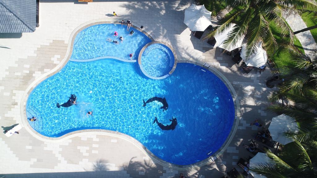 Khách sạn cách ly - TTC Premium Kê Gà Resort Bình Thuận