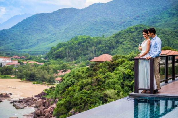 Resort Banyan Tree Lăng Cô Huế