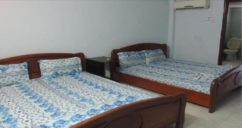 Khách sạn cách ly - Biển Sao Tân Sơn Gò Vấp