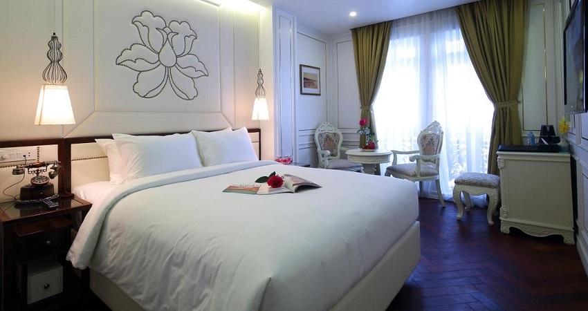 Khách sạn Me Gustas Suite Central Sài Gòn