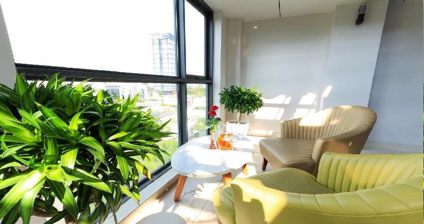 Khách sạn Me Gustas Suite Park View - Sài Gòn