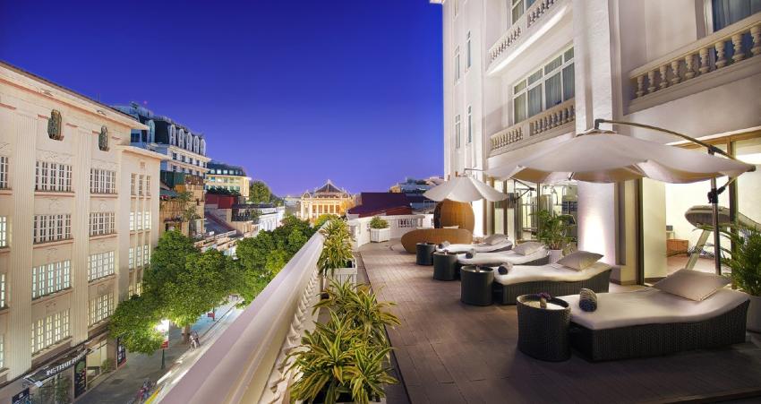 Khách sạn De l'Opera Hanoi – MGallery