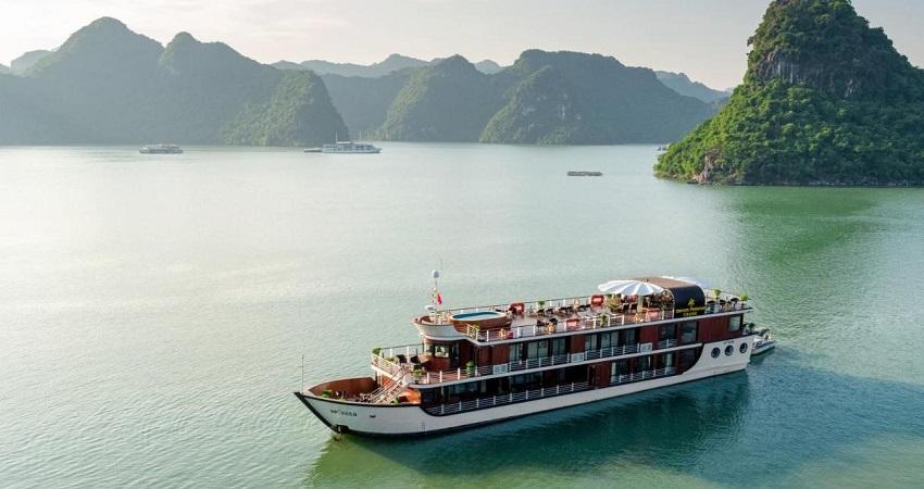 Du thuyền Orchid Premium Hạ Long
