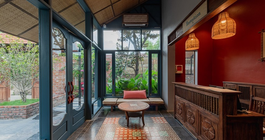 Khách sạn Le Clos du Fil Ninh Bình