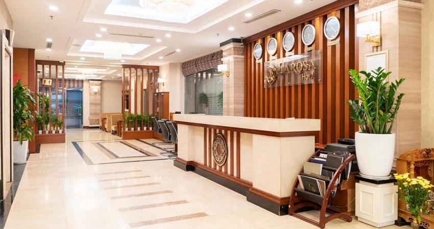 Khách sạn Hà Nội Larosa