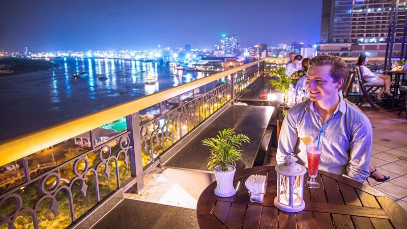 View từ khách sạn