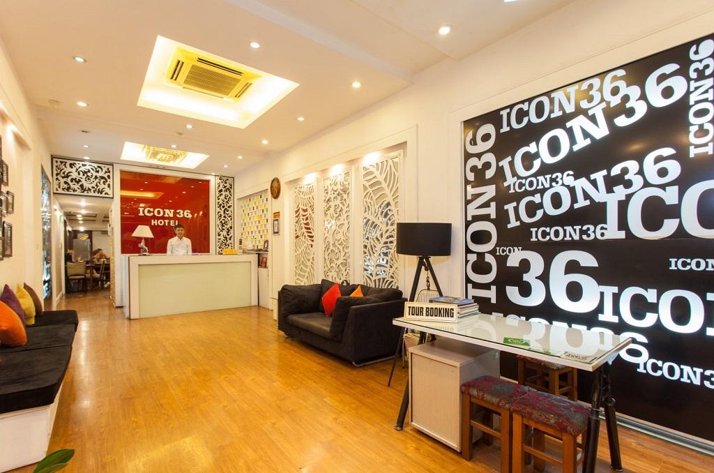 khách sạn Icon 36 Hà Nội
