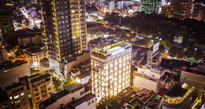 Khách sạn Lotus Boutique Sài Gòn