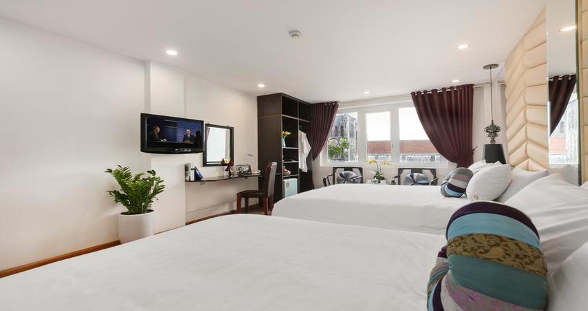 Khách sạn Splendid Holiday Hà Nội
