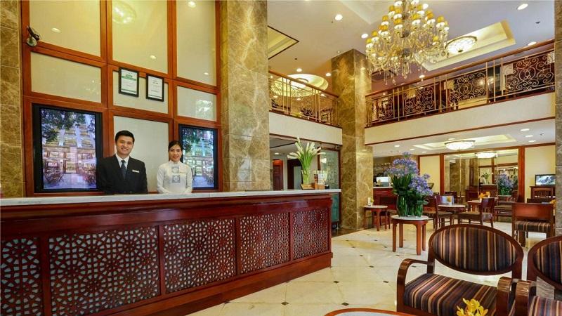 Khách Sạn Conifer Boutique Hà Nội