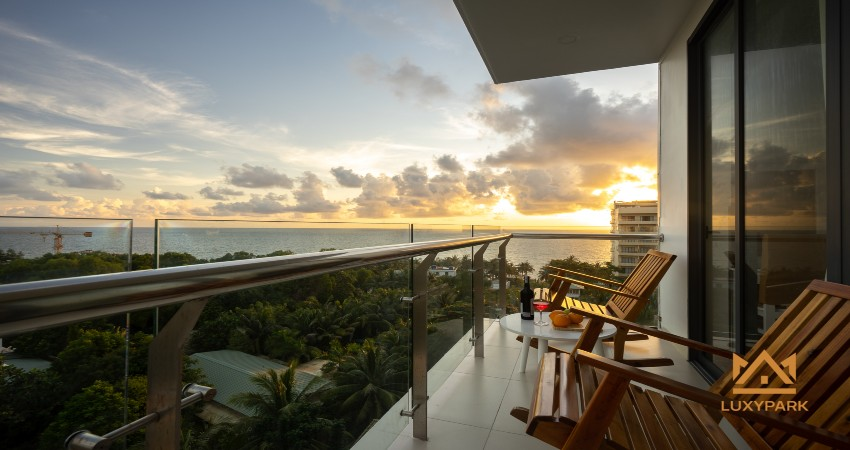 Luxy Park Hotel – Phu Quoc Romantic Sunset