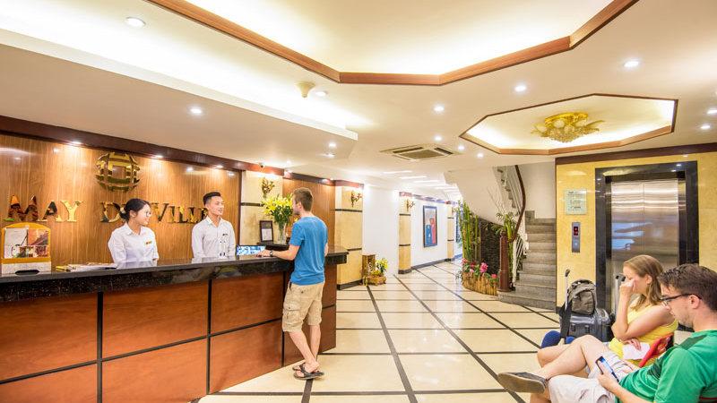 Khách sạn May De Ville Legend Hà Nội