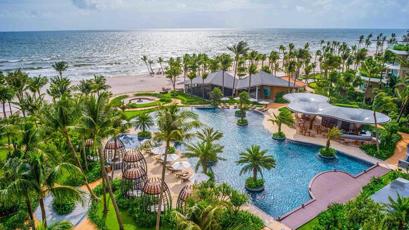 Khu nghỉ dưỡng InterContinental Phú Quốc Long Beach