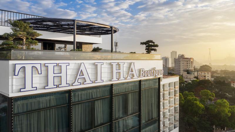 Khách sạn Thái Hà Boutique Hạ Long
