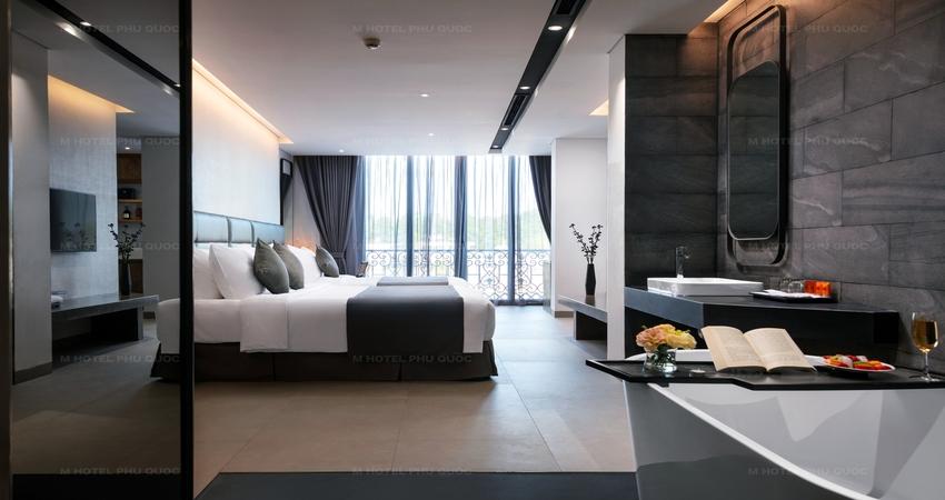 Phòng ngủ giường King