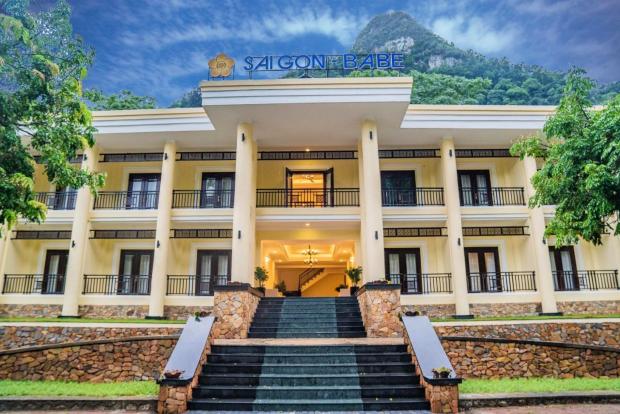 Sài Gòn Ba Bể Resort
