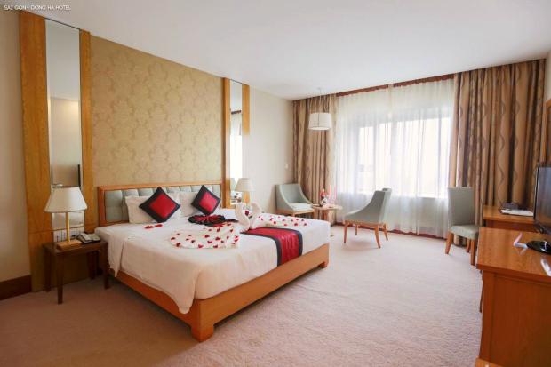 Khách sạn Sài Gòn Đông Hà Quảng Trị