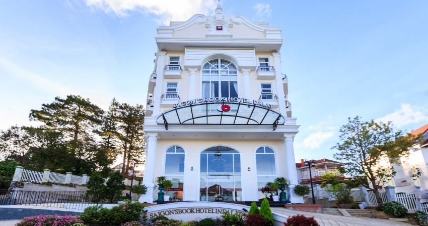 Khách sạn SaiGon's Book Đà Lạt