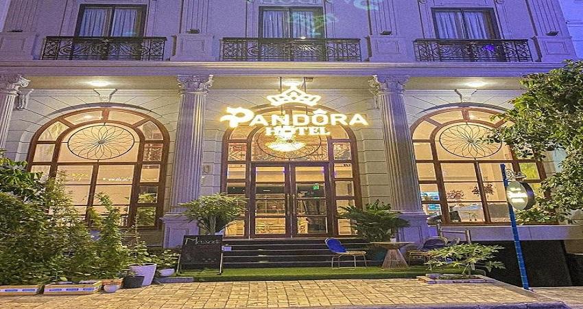 Khách sạn cách ly - Pandora Hồ Chí Minh