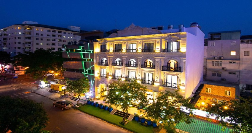 Khách sạn cách ly - Sabina 2 Hồ Chí Minh