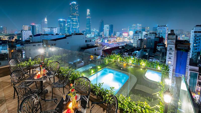 Khách sạn cách ly Adora Art – Hồ Chí Minh