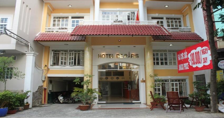 Khách sạn cách ly - De Paris Hồ Chí Minh