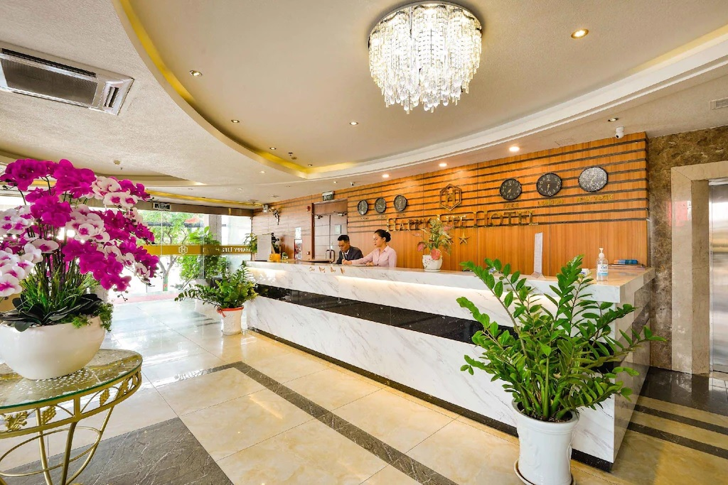 Khách sạn cách ly Happy Life – Hồ Chí Minh