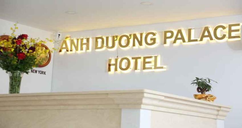 Khách sạn cách ly - Ánh Dương Palace Hồ Chí Minh