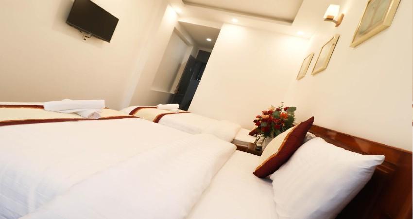 Phòng ngủ 2 giường đôi