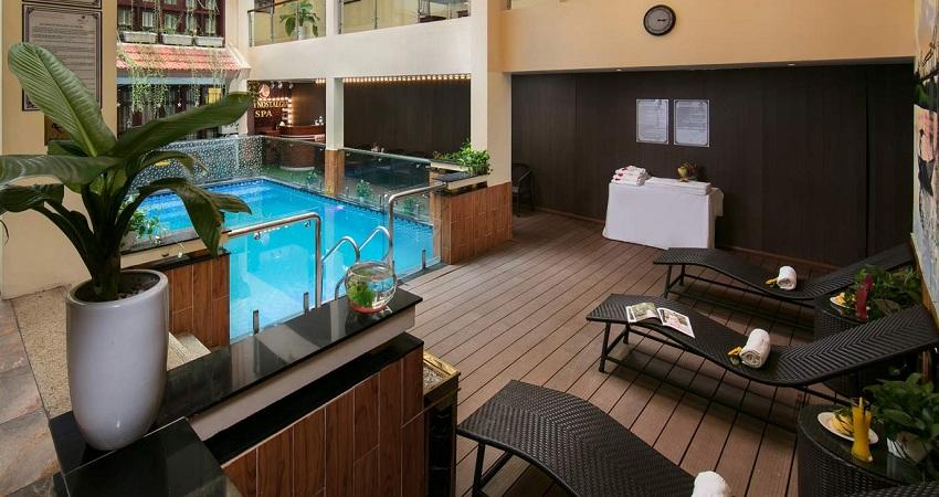 Hà Nội Nostalgia Hotel & Spa