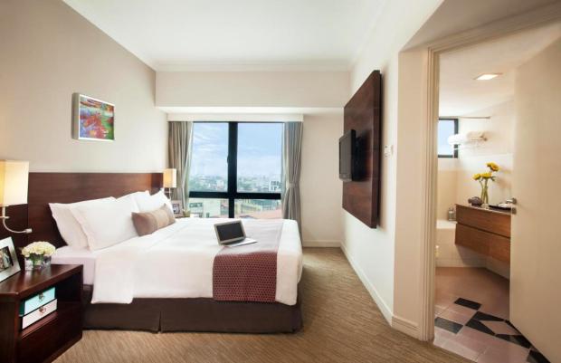 Khách sạn căn hộ Somerset Grand Hà Nội