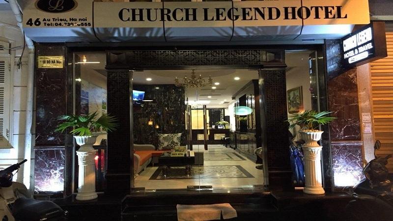 Khách sạn Church Legend