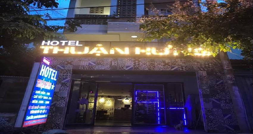 Khách sạn cách ly - Thuận Hưng Bình Chánh