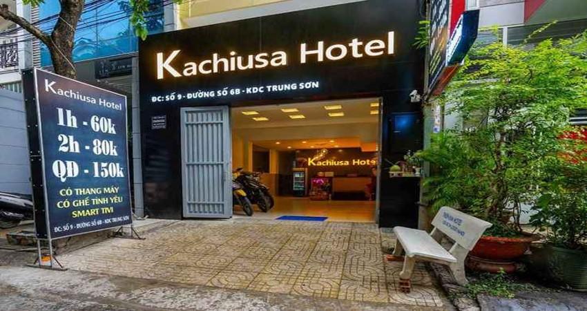 Khách sạn cách ly - Kachiusa 2 Hồ Chí Minh