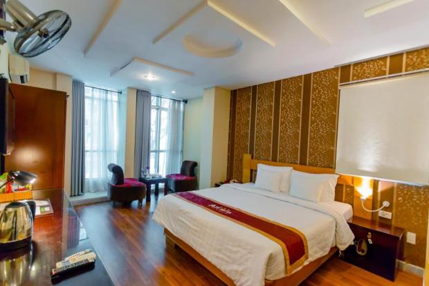 Khách sạn A25 – 20 Bùi Thị Xuân Hồ Chí Minh